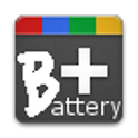 Battery + ( Plus ) icon