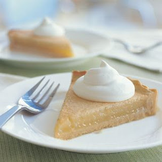 Key Lime Custard Tart