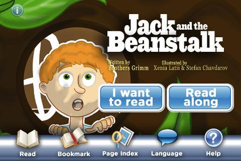 【免費書籍App】Jack and The Beanstalk SChimes-APP點子
