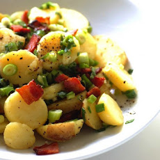 Potato Salad With Horseradish Recipe