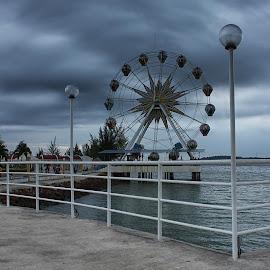 Coastarina by Alvendo Aranski - Landscapes Travel ( cloudy, travel, landscape, travel photography, batam )