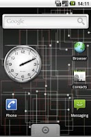 Screenshot of Cubics - Live wallpaper