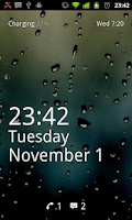 Screenshot of Lock Screen 7
