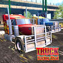 truck racing rival icon