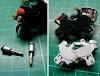 Mengubah Korek Gas Menjadi Sepeda Motor (Gambar 2)