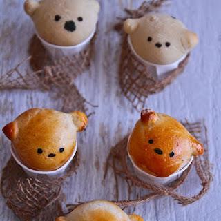 Bear Bread Recipes