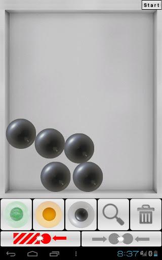 無料通讯Appの【N専用 振動】Haptics Ball|記事Game