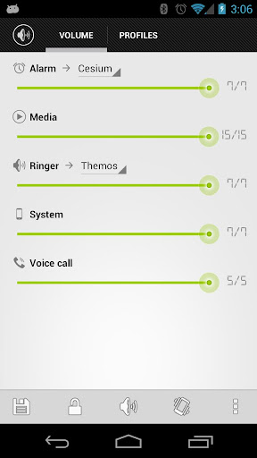 AudioManager Pro - screenshot