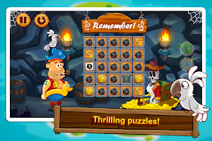 Screenshot of Treasure swirl Ultimate memory