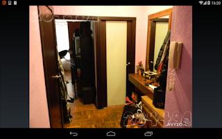Screenshot of Аренда и продажа квартир