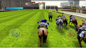 Screenshot of iHorse Racing