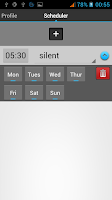 Screenshot of Volume Control