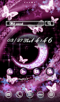 Screenshot of Cute wallpaper★Fantastic moon