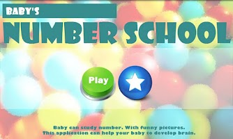 Screenshot of Baby's Number School-Free