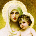 Virgin Mary of the Roses LWP