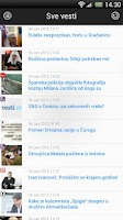 Screenshot of Vesti RS