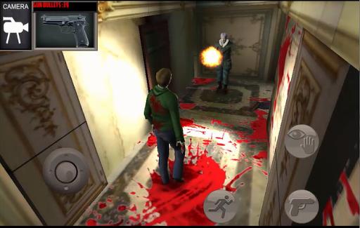 UNDEAD RESIDENCE: terror game - screenshot