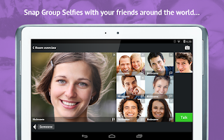 Screenshot of Camfrog - Group Video Chat