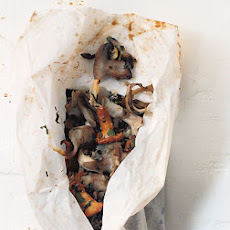 Wild Mushrooms en Papillote