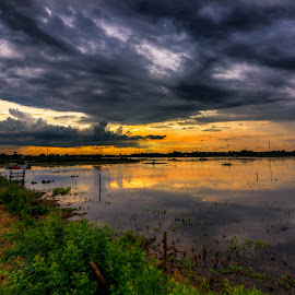 Randik by Mursyid Alfa - Landscapes Cloud Formations