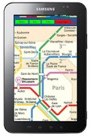 Screenshot of Paris Metro Bus Train