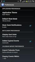 Screenshot of Mute Pro Premium License