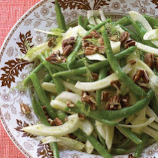 Green Bean and Fennel Salad with Pecans