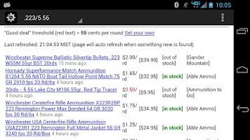 Screenshot of GunBot Mobile