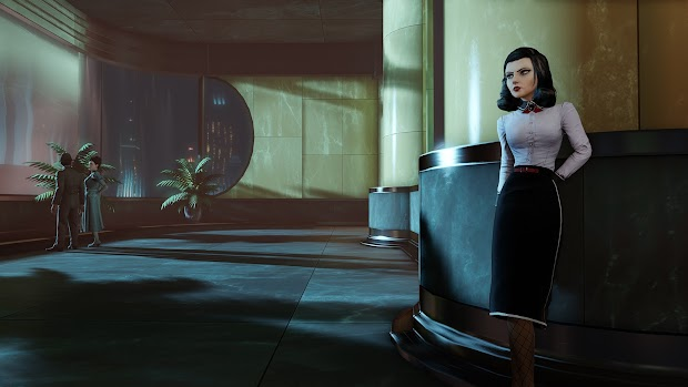 Irrational Games releases the first 5 mins of BioShock Infinite Burial At Sea gameplay