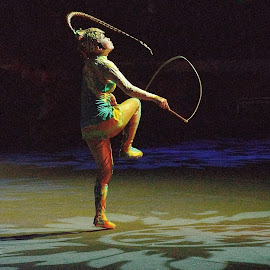 Circus Acrobat by Stephen Beatty - News & Events Entertainment