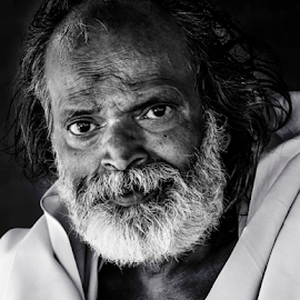 by Deepak Goswami - People Portraits of Men
