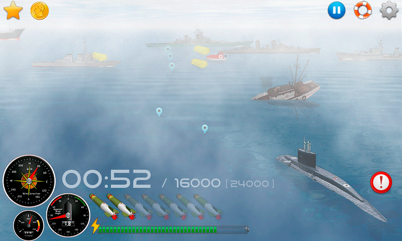 Silent Submarine Career Screenshot 8