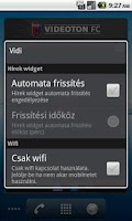 Screenshot of Vidi widget 1.0