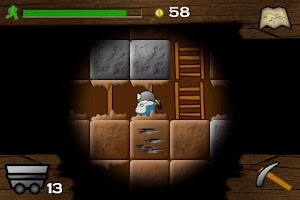 Screenshot of Gem Miner