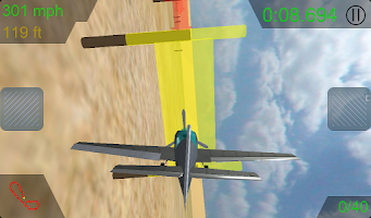 Screenshot of Race Pilot 3D
