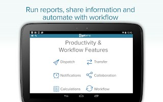 Screenshot of GoFormz Mobile Forms & Reports