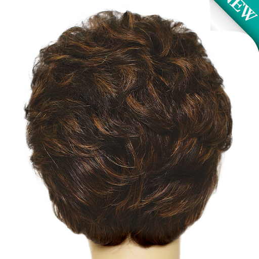 Claire synthetic wig