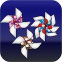 Origami/KAZAGURUMA icon
