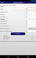 Screenshot of Tax Apps Ireland