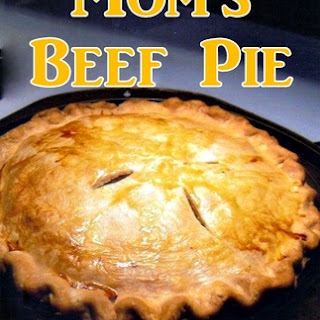 Mom's Beef and Potato Pie