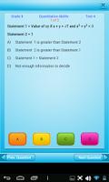 Screenshot of Free Grade 9 Math English 9th