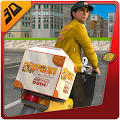 Game 3D Burger Boy Rider Simulator APK for Windows Phone