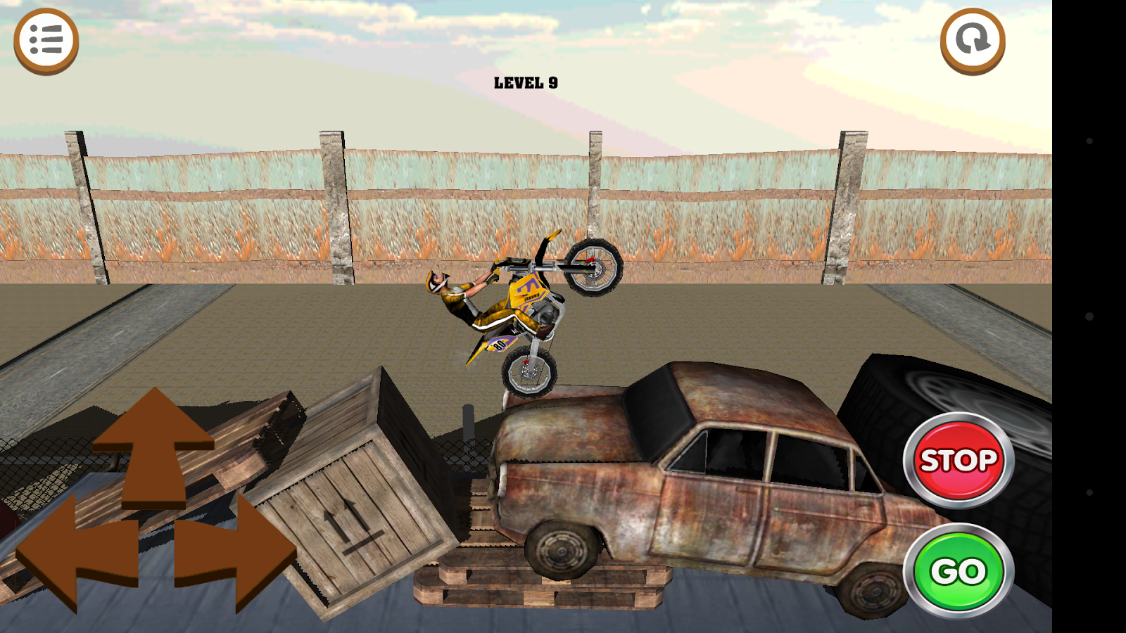 3D Motocross Bike: Industrial Screenshot 10