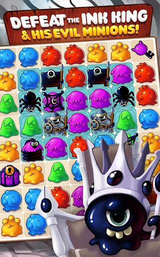 Paint Monsters - screenshot