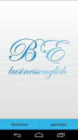 Screenshot of Business English