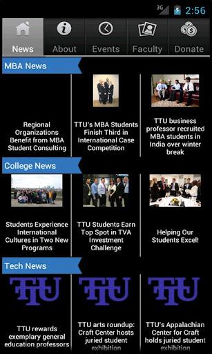 TTU MBA