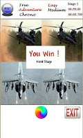 Screenshot of Memory - World Air Force Cards