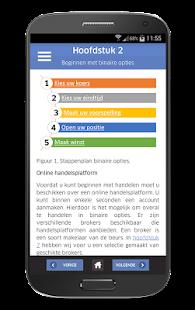 Binaire opties app