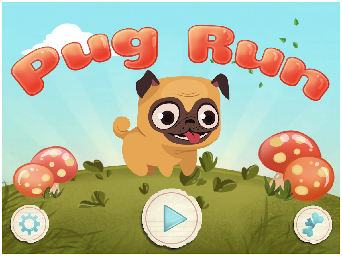 Pug Run Screenshot 3
