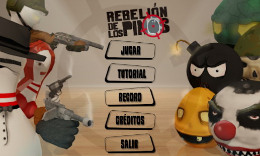 Rebelion de los pinos - screenshot